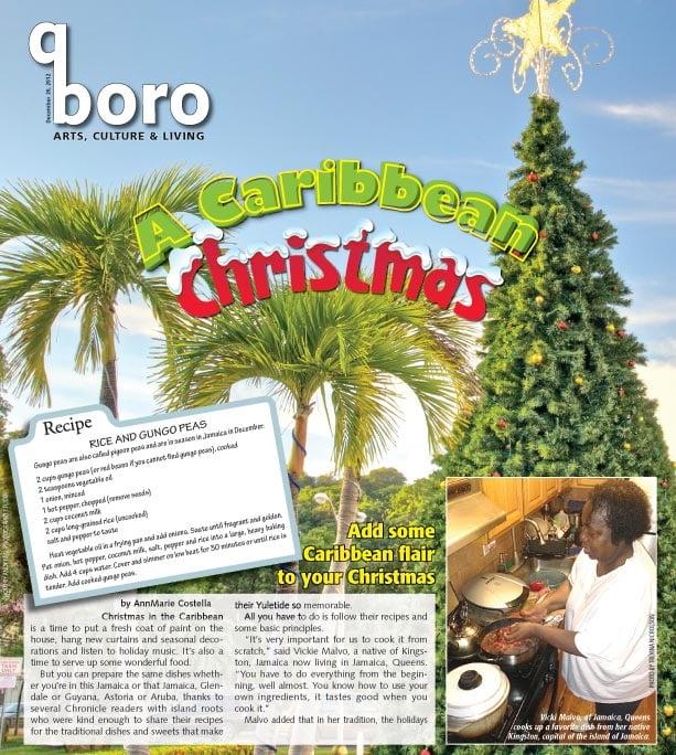 A Caribbean Christmas 1