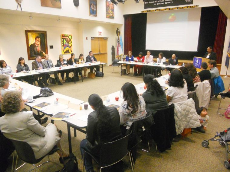 Task force tackles overcrowded Queens schools 1