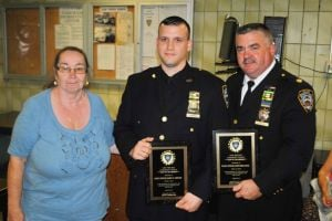 Honors at 105th Precinct 2