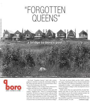 """Forgotten Queens"" a bridge to boro's past 1"