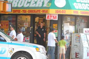 Ozone Park bodega trashed after brawl 1