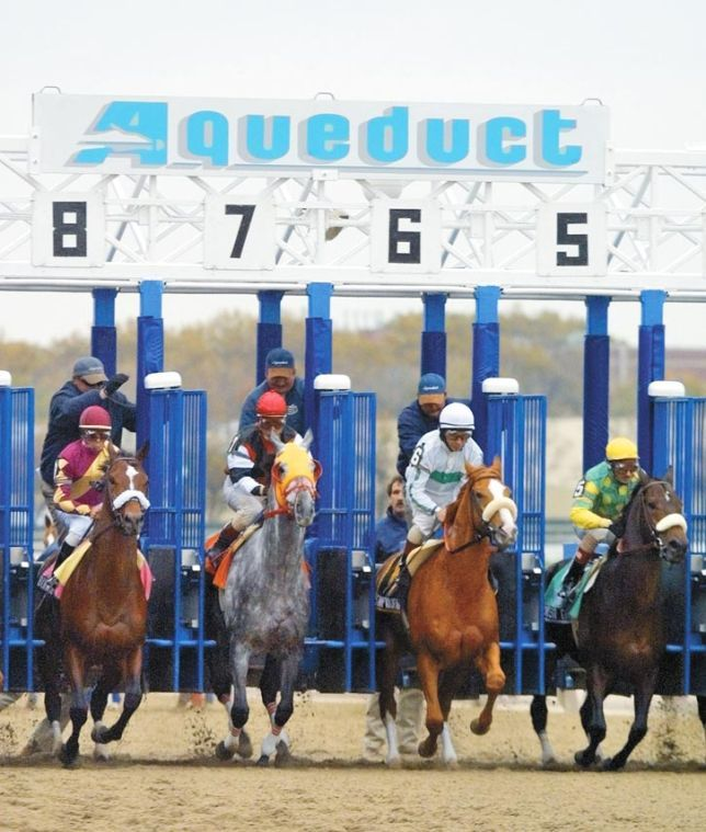 NYRA: 'No plans' to close Aqueduct Race Track