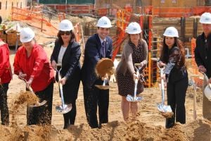 SCA breaks ground on new Ozone Park school 1