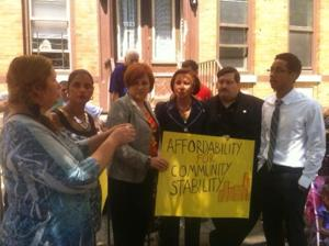Fighting to save Ridgewood homes 1