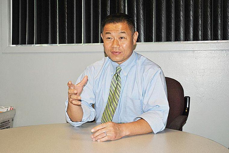 Despite setbacks, Liu is in it to win it 1