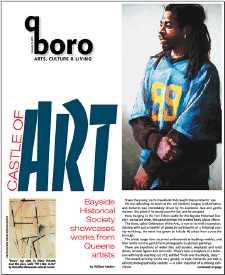 Eclectic talents showcased in Fort Totten exhibit