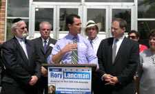 Weiner, Lancman Call For More Security Funds