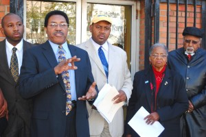 NAACP: Flood neglect  may violate civil rights 1