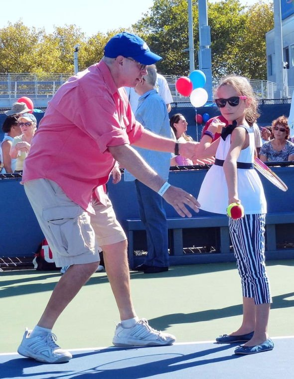 Arthur Ashe Kids' Day a smashing hit