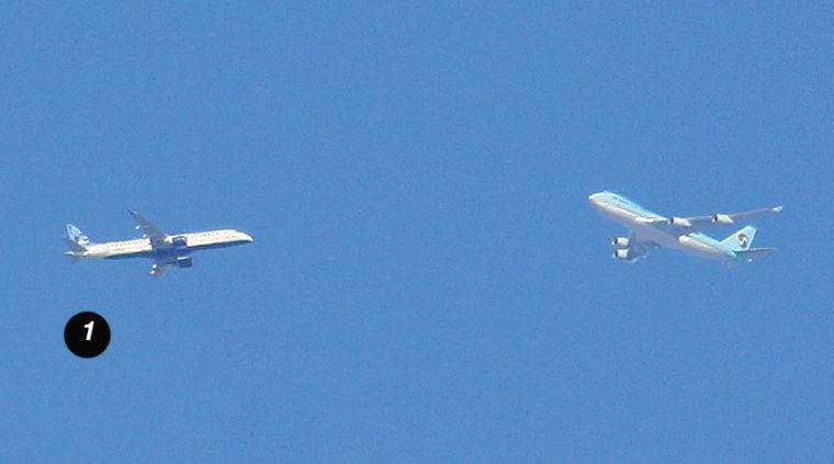 FAA: It's not what it looks like!