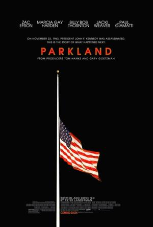 'Parkland,' an engrossing film about JFK's death 1