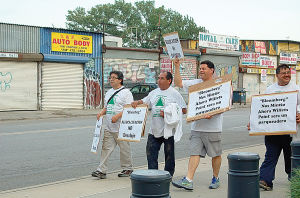 Willets vote delayed; hunger strike ends 2