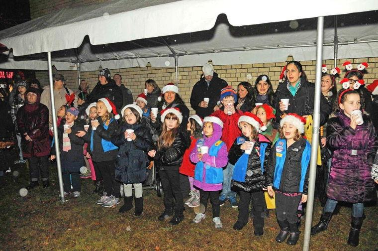 MidVille's holiday joy defies the weather