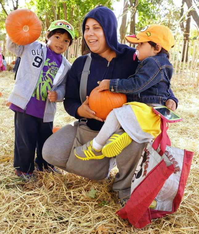 Spooky fun at weekend holiday events