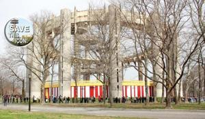 NY State Pavilion named 'treasure' 1