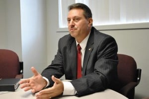 Joe Addabbo Jr. talks 15th state Senate District race  1