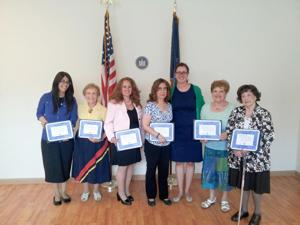Jewish women honored 1