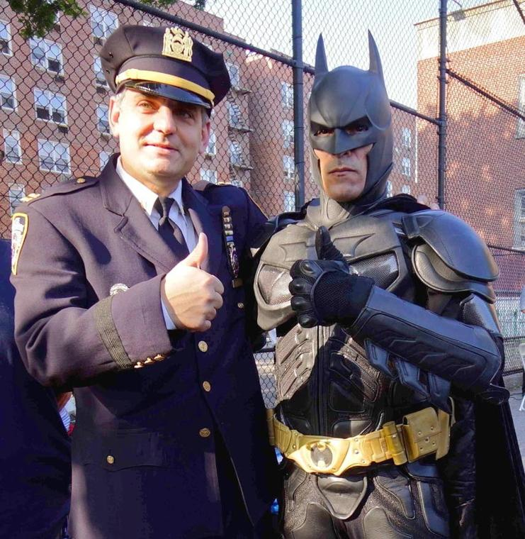 Night Out Against Crime — 109th Pct.
