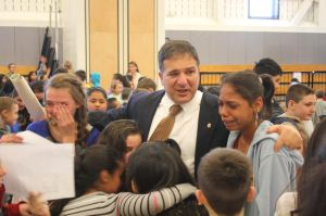 PS 49 honors its departing principal 3