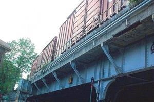 Clean, quiet trains around the bend 1