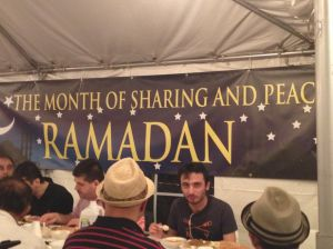 Turkish Ramadan celebration 2