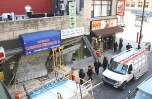 Man killed walking on Queens Plaza street