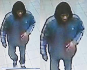 Robbery, assault suspect 1
