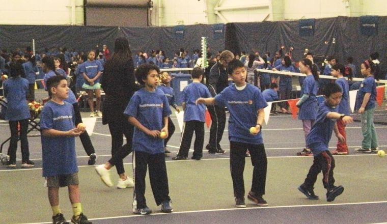 Area youngsters set record at USTA 1