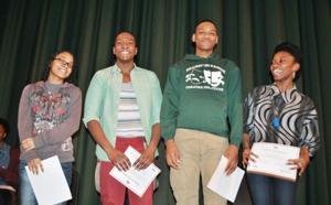 Four winners in Wilson monologue competition 1