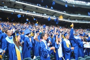 Bryant High School celebrates grads 1