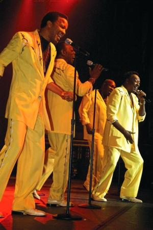 Could it be The Spinners are coming here? 1