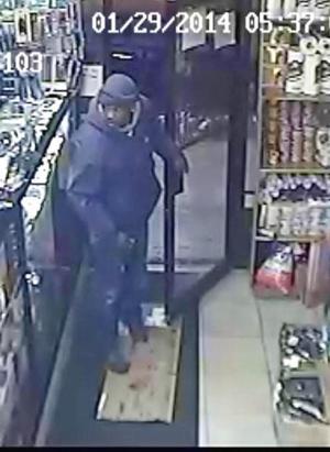 Rob suspect 1