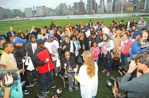 Vigil held for Avonte Oquendo as search goes on; reward now $70K 2