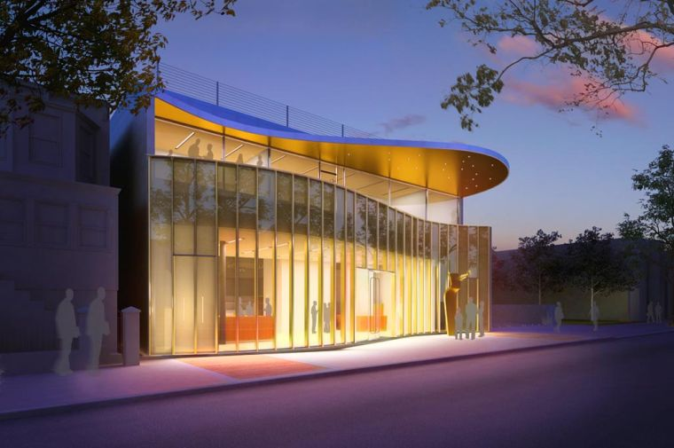 Armstrong museum expansion plan moving 1