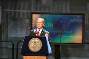 Queenswide: In State of the City, Bloomberg focuses on education