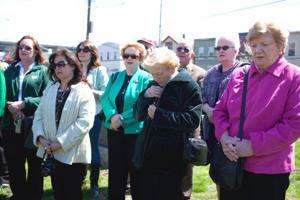 Honoring the fallen Irish 2