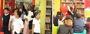 PS 148 gets brand-new place to read 1