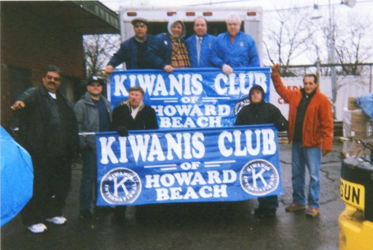 Kiwanis stepped up for Sandy victims 1