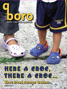 Crocs Summer Shoe Trend Sweeps Queens