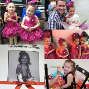 Valentina fundraiser hits $105K 1
