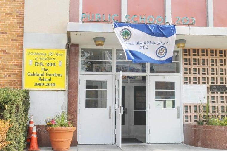 Bayside school gets major federal honor 2