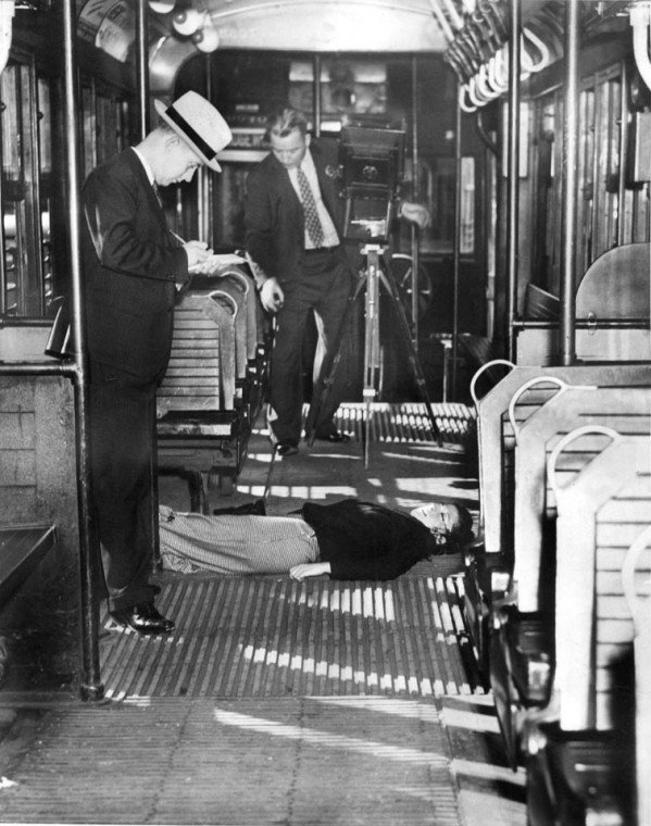Murder on the Myrtle Ave. trolley 1