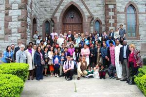 Presbyterian church makes history 1
