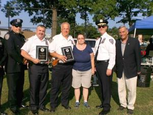 Food and fun for all at 105th Precinct's 'Night Out Against Crime'
