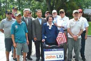 Liu calls on state to hike vet funding 1