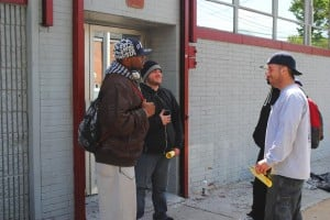 Western Queens: Hundreds wait for union job apps