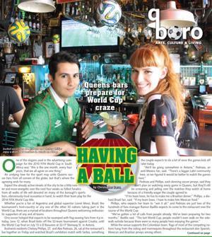 Queens bars prepare for World Cup craze 1