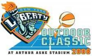 Liberty To Play Outdoors At Arthur Ashe Stadium