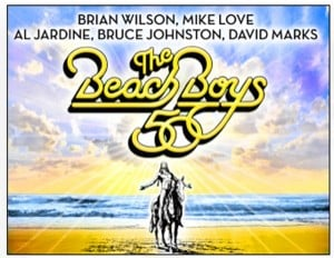 Beach Boys' 50th anniversary tour comes to New York