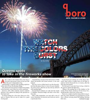 Queens spots to take in the fireworks show 1